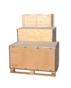 Деревянный контейнер
