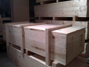 Ящик деревянный 1200х500х350