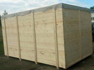 Ящик для оборудования 4200x2200x2400