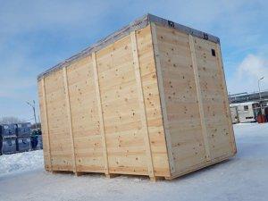 Ящик для оборудования 4600x2350x2600