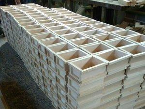 Ящики фанерные почтовые