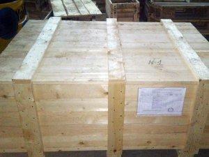 Ящик деревянный 1500х1000х800