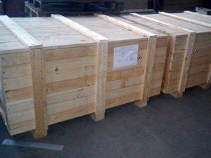 Ящик деревянный 1500х800х800