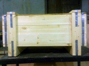 Ящик деревянный 800х400х600