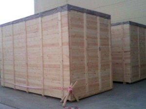 Ящик для оборудования 4800x2400x2800
