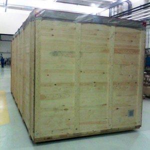 Ящик для оборудования 5500x2300x2650