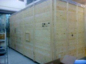 Ящик для оборудования 6000x2400x2600
