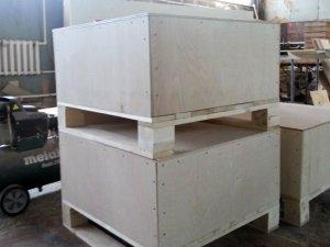Ящик фанерный 1000x1000x600