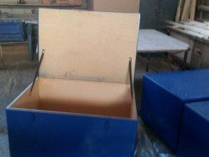 Ящик фанерный 800x600x400