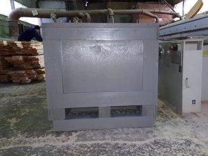 ящик фанерный крашенный 1500x1000x1000