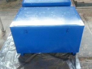 Ящик фанерный крашенный 600x500x500